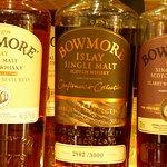 Bowmore wisky