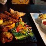 Veggie Platter for 2