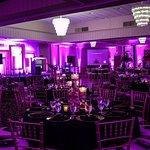 Indian Chamber Gala 2016 Setting in Main Ballroom.