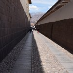 Original Inca wall
