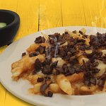Chilli Chesse Fries / La Torteria