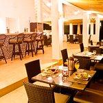 Dining at Bocas del Mar
