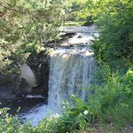 Minneopa State Park - lower falls