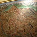 Pintura del Cerro Rico, Potosí