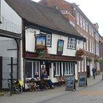 Old Windmill Pub on Spon Street