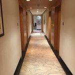 Hallway to room- 200's