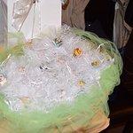 Tavolo bomboniere