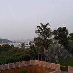 Foto de Radisson Blu Udaipur Palace Resort & Spa