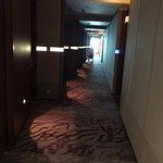 Hallway on 21st floor