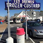 Foto de Ted Drewes Frozen Custard