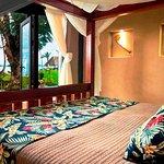 Oceanfront Bure bedroom view