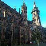 Freiburger Münster, Nordseite