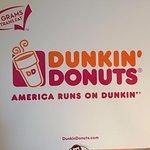 Bilde fra Dunkin' Donuts