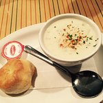 Water Prince Corner Shop and Lobster Pound Clam Chowder