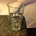 This is the glass used to serve a brandy in. 4 / 5 STAR.Rubbish !