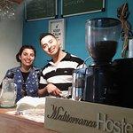 Photo de Mediterranea Hostel