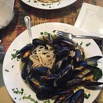 Mussels are excellent!!