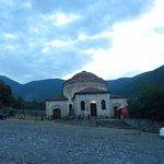 Şeki Halk Sanatları Müzesi ve Kafkas Dağları