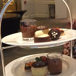 Chocolate Tea desserts