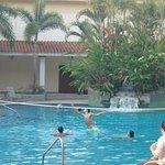 Hotel Antigua Mision Parque & Spa Foto