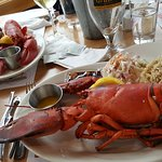 Lobster lunch