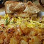 My Breakfast yummy!!!