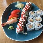 Amazing Sushi Plate