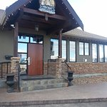 Front Entrance, On the Rocks, Kamloops, BC