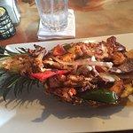 Pina loka tastes as great as it looks!