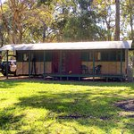 Dunsborough Rail Carriages & Farm Cottages Foto