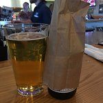 Brown bag beers
