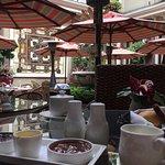 The food and decor at Grano de Oro are top notch!