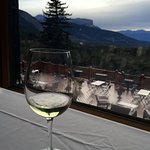 View from Restaurant - stunning!