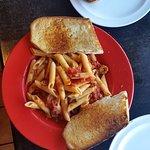 I really liked the pasta putanesca