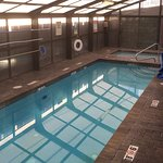Best Western Pony Soldier Inn - Flagstaff, Arizona - Pool Area