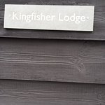 "To hire the riverside chalets shown here, including ""kingfisher lodge"" ( wheelchair adapted), se"