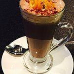 Hot Chocolate with Orange Infusion