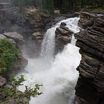 Photo of Athabasca Falls