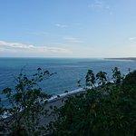 清水斷崖觀景臺太平洋照