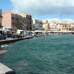 Visit nearby (4 km) Chania with the Venizian harbour