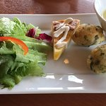 Appetizers, Salad, and Soup