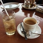Gingerale and Coffee (Part of a Holiday Lunches)