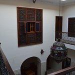 Vista del primer piso