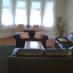 Upstairs shared loungeroom