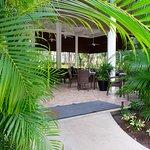 The Cenote snack bar