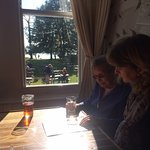 Lovely Lunchtime at the Turf Hotel