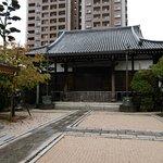 寺に入ってからの風景