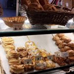 Pastries counter