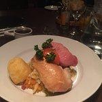Half Roast Chicken & Bacon