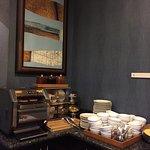 Great Breakfast area!!